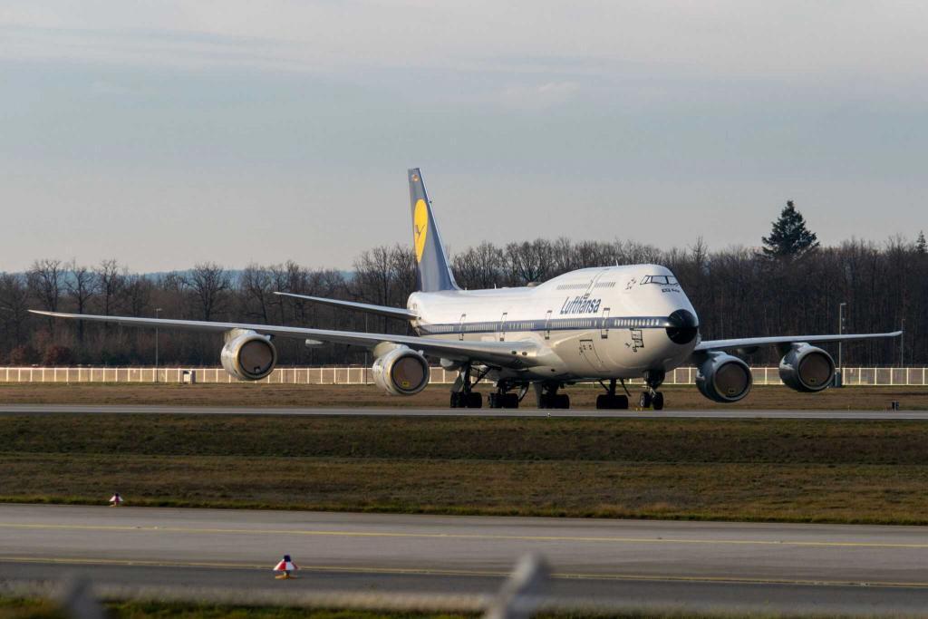 Flughafen Frankfurt Lufthansa Abflug