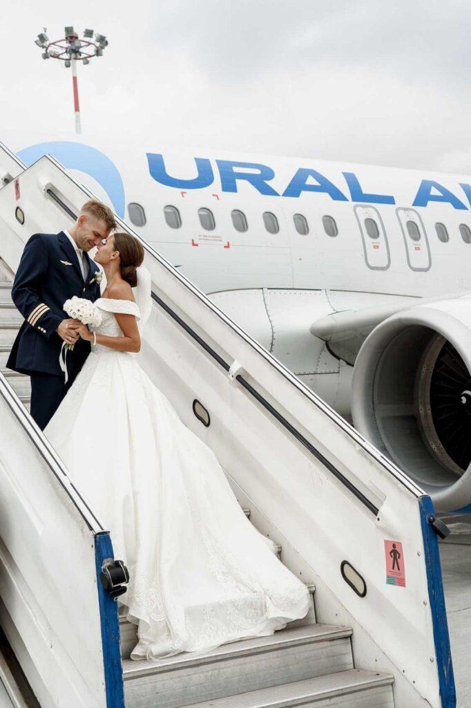 Die Liebesgeschichte zwischen einem Flugbegleiter und einem Piloten 1