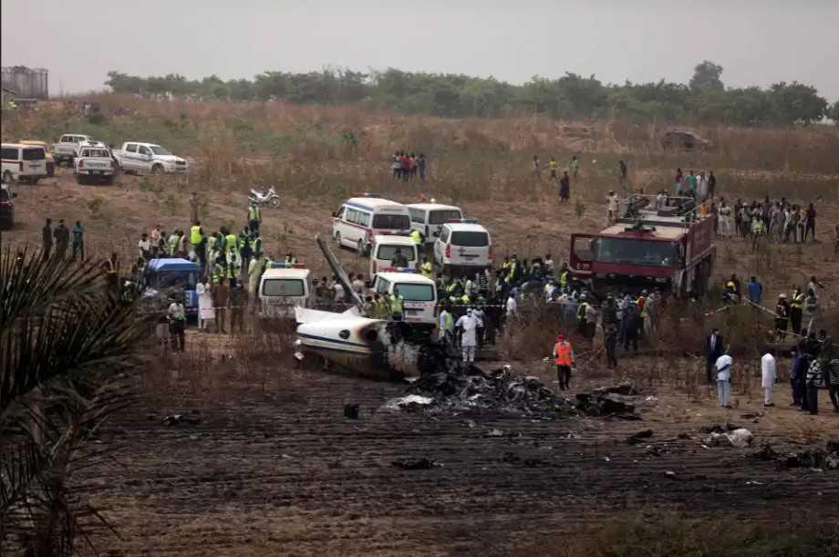 accident aviatic in nigeria