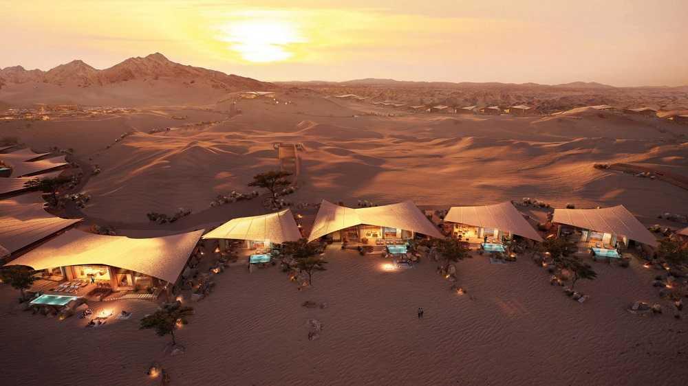 Arabia-Saudită-complex-mijlocul-deșertului-2