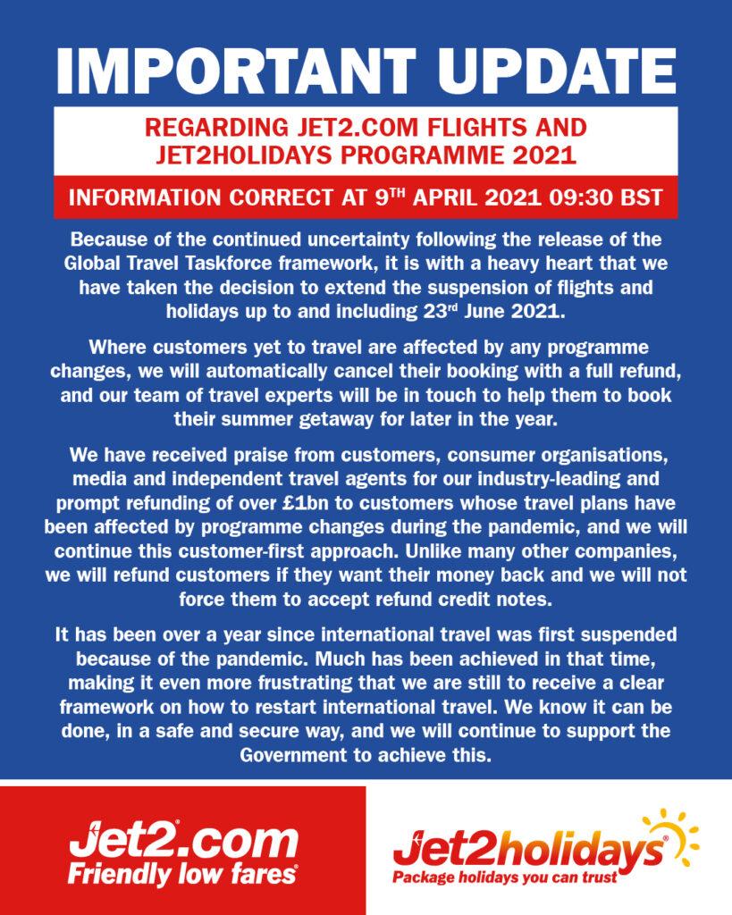 Jet2-informing-customers