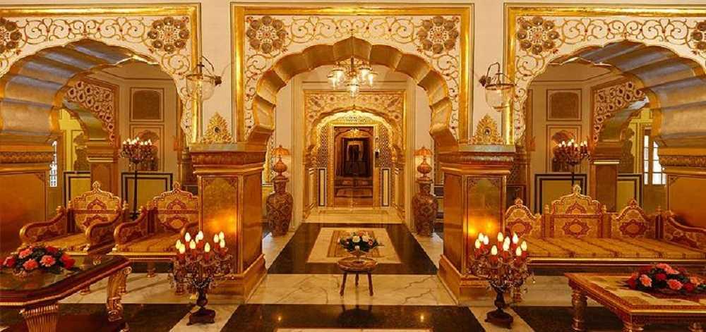 Raj Palace Hotel (Jaipur, India)