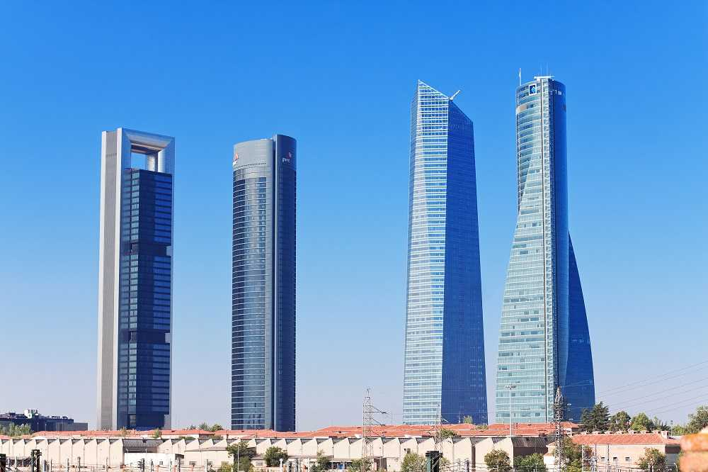 Crystal Tower (Madrid, Spagna)