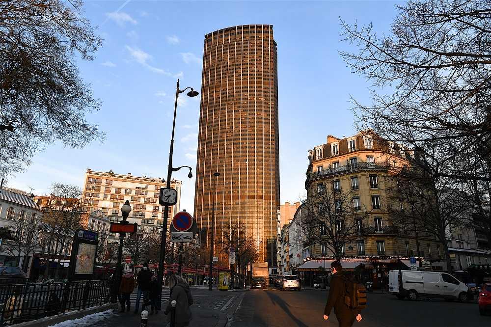 Tour Montparnasse (Parigi, Francia)