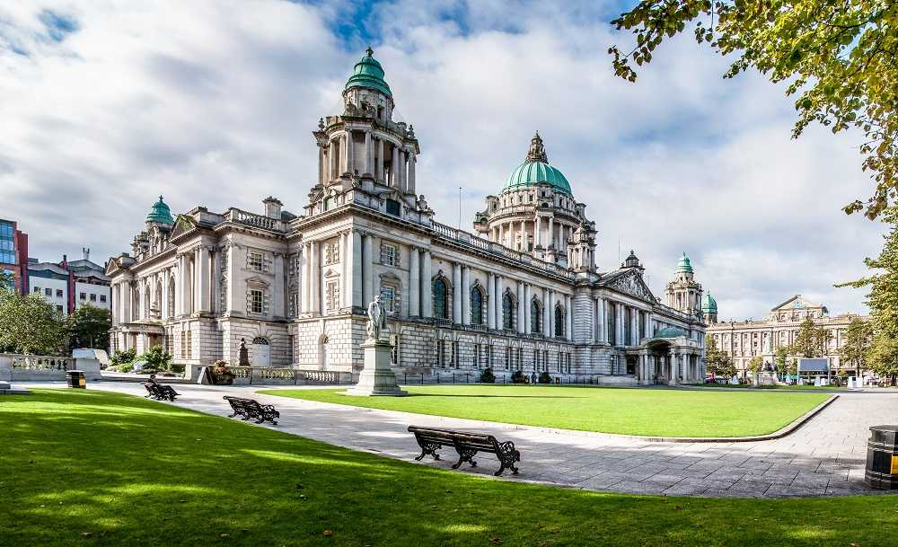 Belfast, Irlanda de Nord (UK)