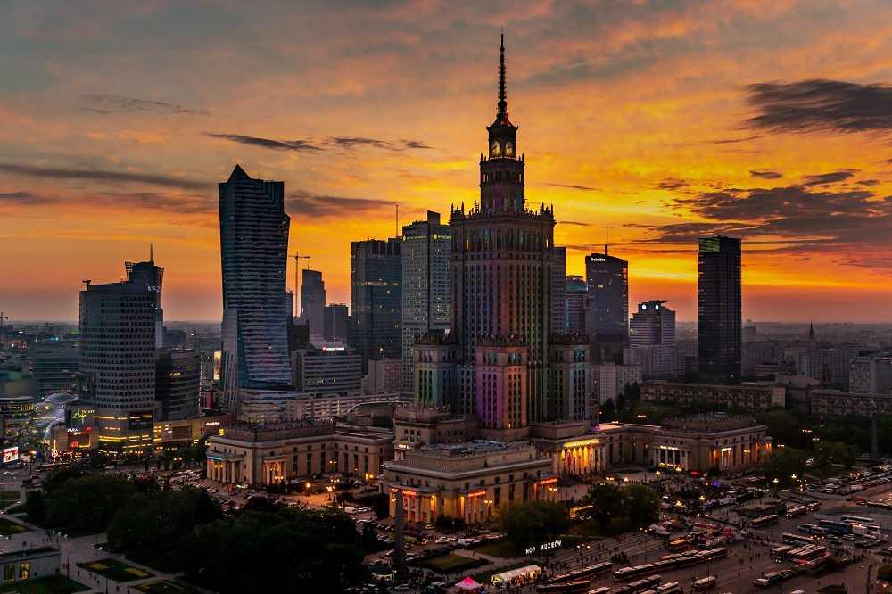 Palazzo della Cultura e della Scienza (Varsavia, Polonia)