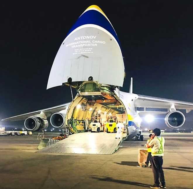 Antonov-Airlines-trasportate-attrezzature-mediche-1