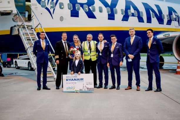Ryanair-Erstflug-Sibiu-Venedig-Treviso-1