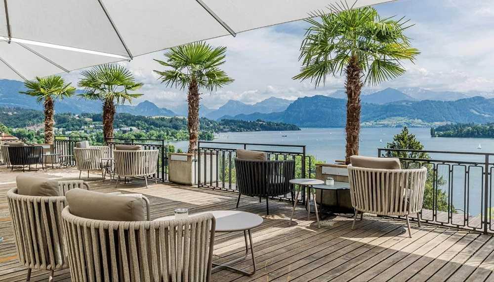 Montana Beach Club, Luzern