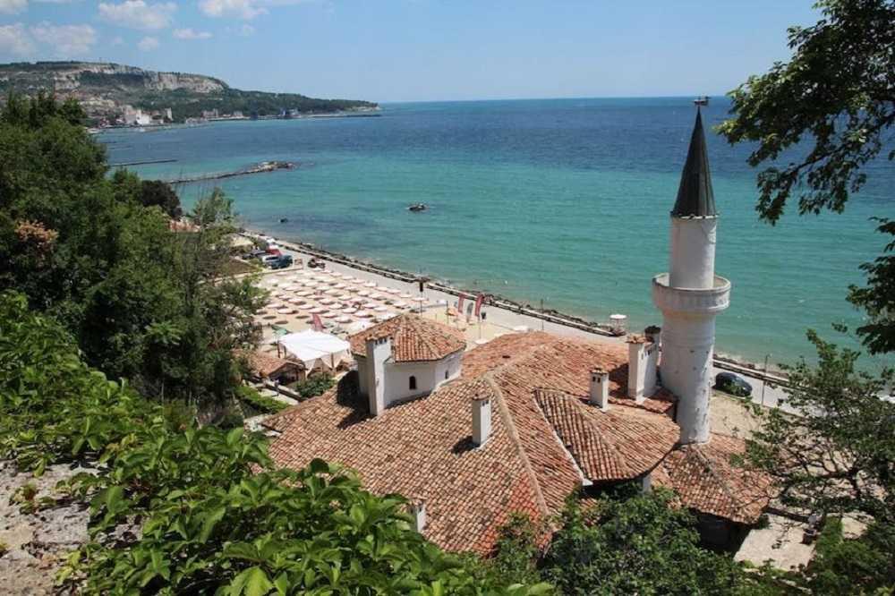 Merkez Plaj Balçık