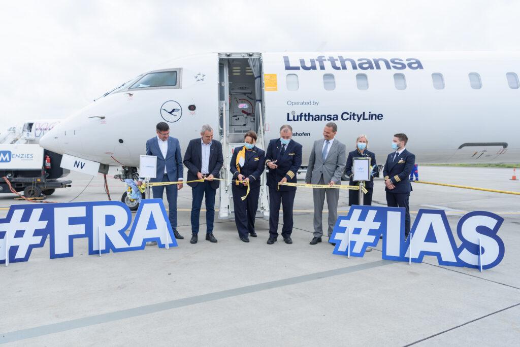 Frankfurt-Iasi-Lufthansa-1