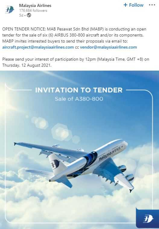 Malaysia-Airlines-vende-flotta-Airbus-A380-1