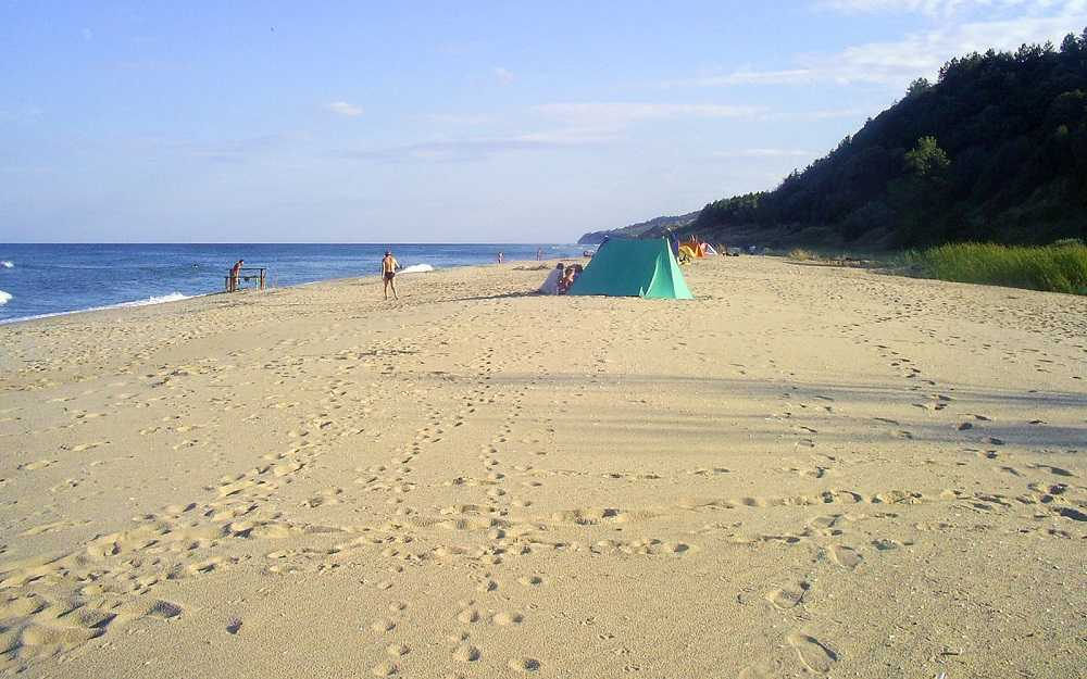 Karadere Plajı