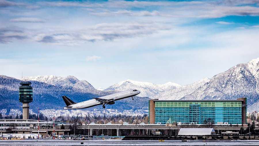 AEROPUERTO FAIRMONT VANCOUVER (Canadá)