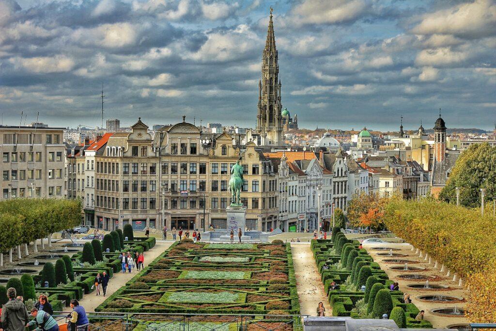bruxelles-belgia